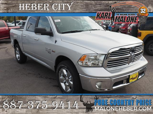 New 2019 Ram 1500 Classic Slt Crew Cab In Heber City 3928 Karl
