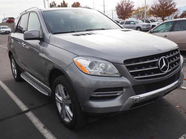 Pre-Owned 2015 Mercedes-Benz M-Class