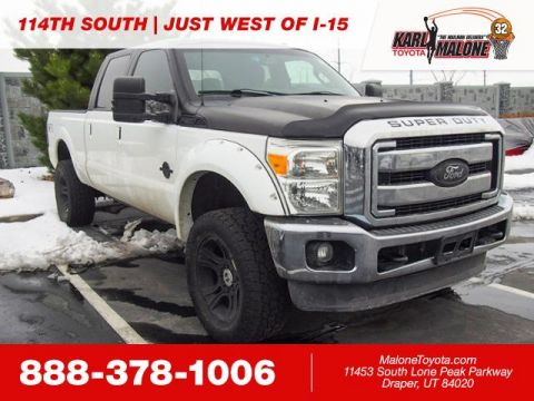 Pre-Owned 2013 Ford F-350SD