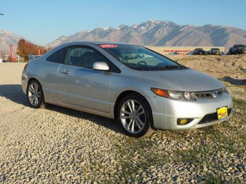 Pre-Owned 2007 Honda Civic Si
