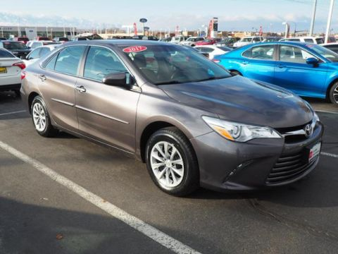 Pre-Owned 2017 Toyota Camry LE