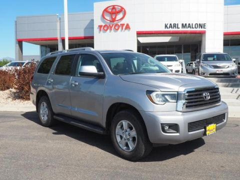 Pre-Owned 2018 Toyota Sequoia SR5