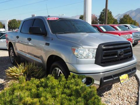Pre-Owned 2012 Toyota Tundra
