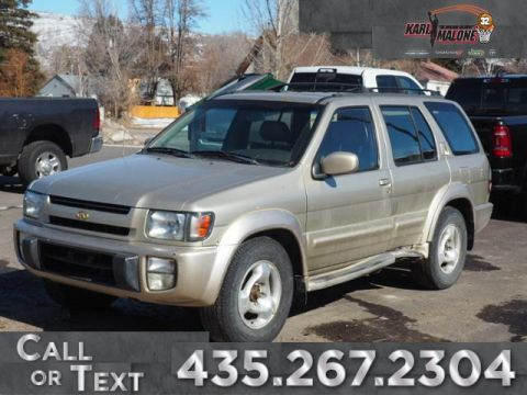 Pre-Owned 1997 INFINITI QX4 Base