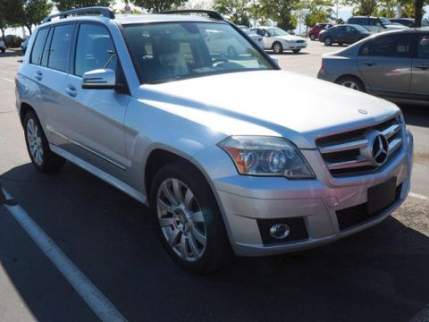 Pre-Owned 2012 Mercedes-Benz GLK